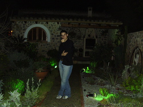 aki en la noche vieja del 2006 jejeje. k nochecita