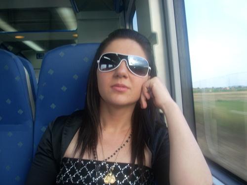q aburriento de tren!!!