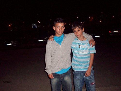 mi primo y me hermano los mejores