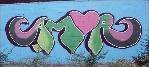 Graffitis Que Diga Mi Bebe Te Amo | Graffiti Graffiti